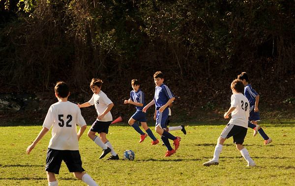 WMS Boys Grades 5 & 6 Soccer - October 28, 2019