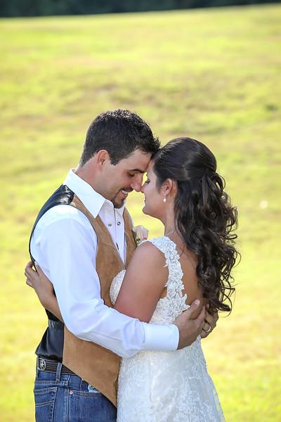 Jessica and Hunter Wedding