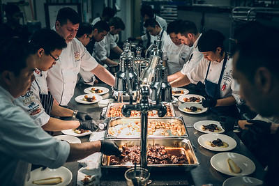 Bocuse Fundraiser Dinner 2016
