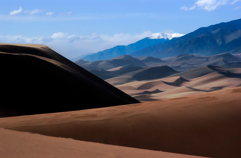 Colorado Sand Dunes 003 | Wall Art Resource