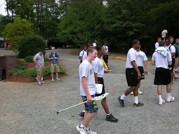 Cadets visit Camp Friendship