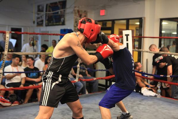 Fight #3 Eric vs...