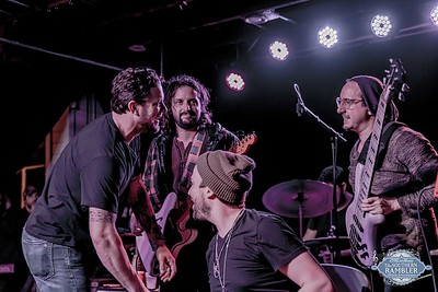 Jake Peavy aftershow w/ The Revivalists