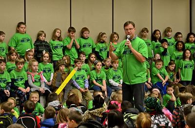 HB Williams Elementary Celebration