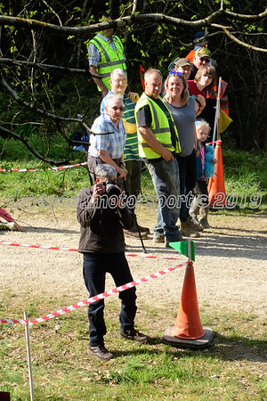 Bishops Wood Marshals and Spectators