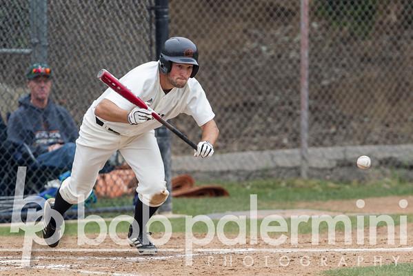 Oxy Baseball vs La Verne 4-13-13