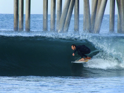 DAILY SURFING PHOTOS * 3-5-19 * H.B. PIER
