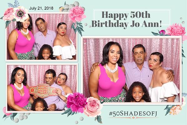 50 Shades of J! 7.21.18