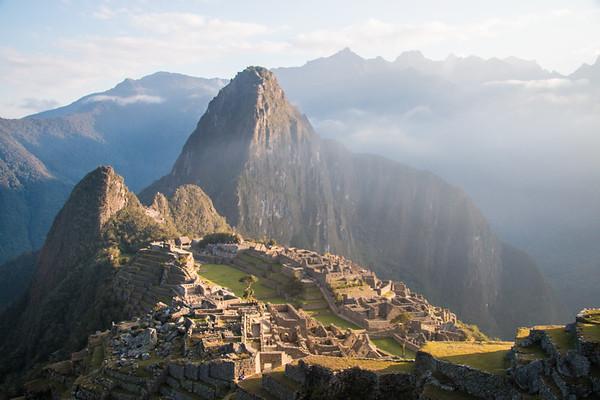 Peru 4: Machu Picchu, August 25-26