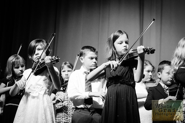 Young Musicians 2014-2015