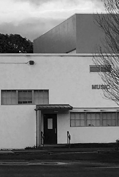 music   school black and white