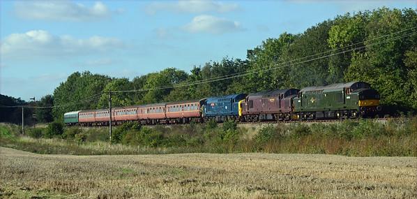 Mid-Norfolk Railway 2013