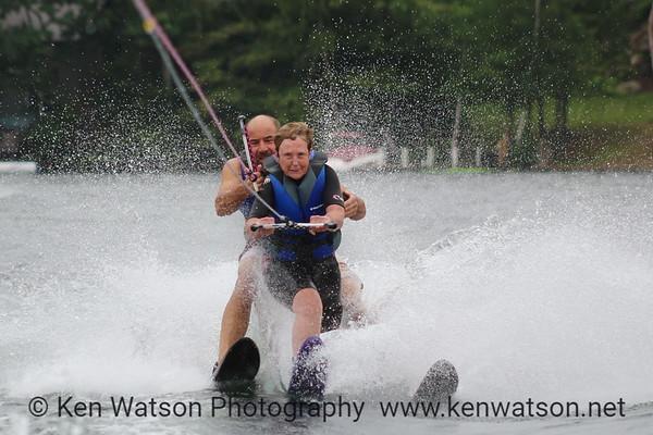 2021-07-14 EAS Waterskiing
