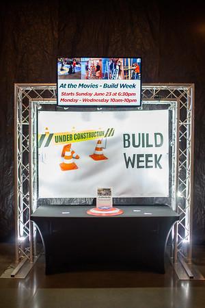 ATM Build Week