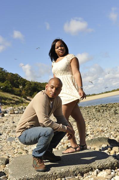 Jessica & James -Kings Park Bluff - September 29, 2013