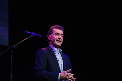 Dave Barnes in Chapel