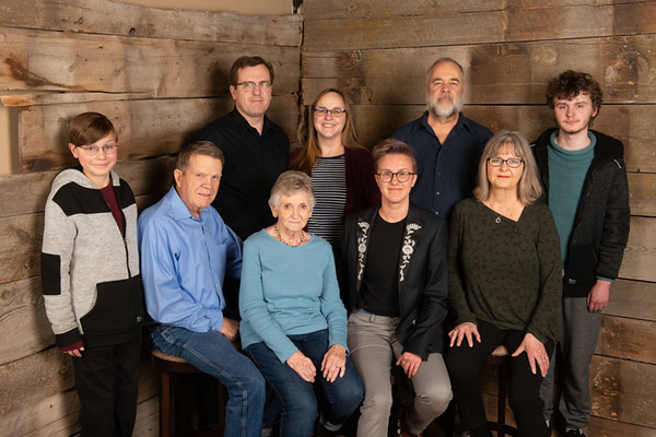 Amy Jean Skidmore family