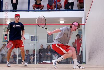 2012-11-10 Owen Butler (Cornell) and John Dudzik (Penn)