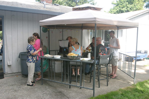 Kathy's August Bash, 2007