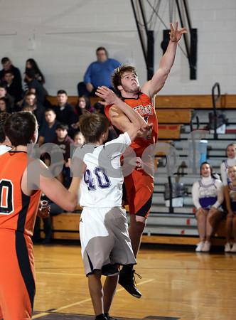 2014 Smethport Boys Basketball @ Coudersport