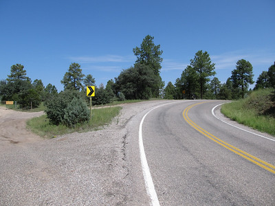 NM- Continental Divide (NM Highway 35)