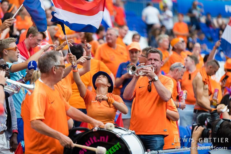 2019 FIFA Women's World Cup - Netherlands vs Sweden