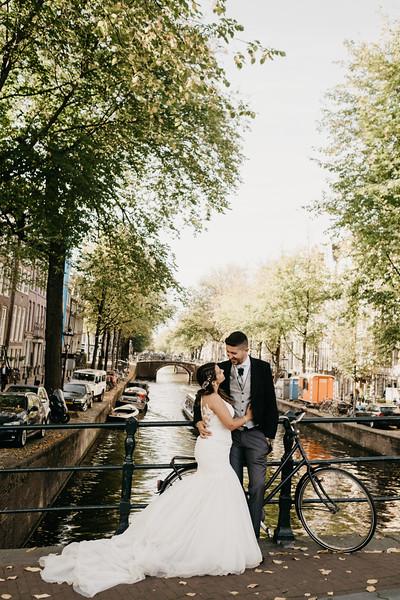 AMSTERDAM POST WEDDING