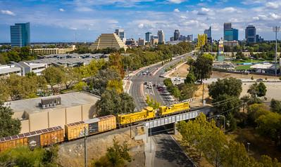 Sierra Railway Sacramento