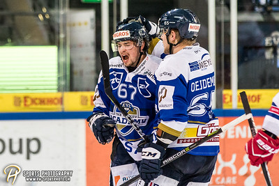 Playoff 1/4-Final (2): EVZ Academy - SC Rapperswil-Jona Lakers