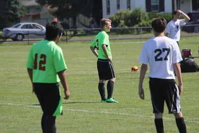Wyatt's Soccer Game 6/2014