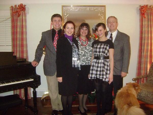 Christmas Eve 2010 in Grosse Pointe, MI