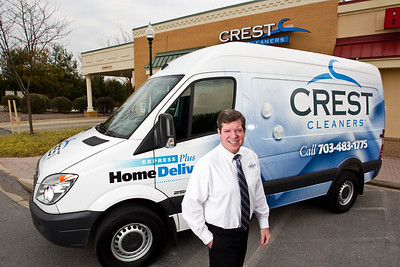 Crest Delivery Person Portraits