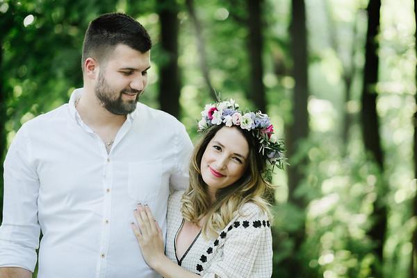 Natalia si Cristi - Sedinta Foto Burtica