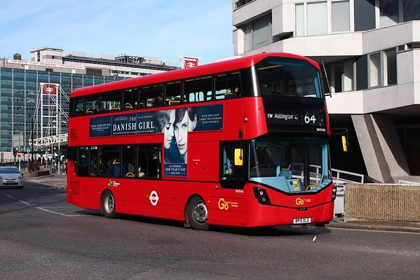 London (April 2016)