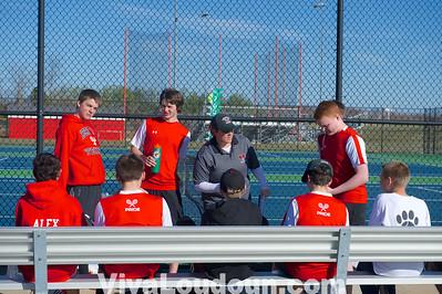 Boys Briar Woods vs. Heritage 3.31.2014 (By Jeff Scudder)
