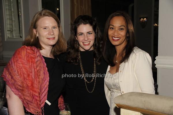 Kari Skov, Beth Goldstein, Christine Cabrera