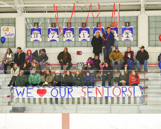 SENIOR NIGHT - Hall/Conard Warchiefs - Complimentary Family Photos