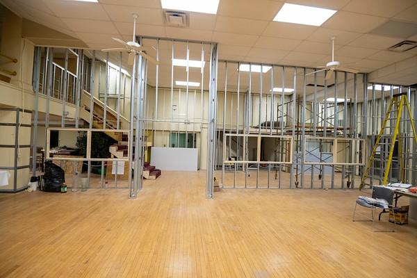Nehemiah Project: Stafford Hall