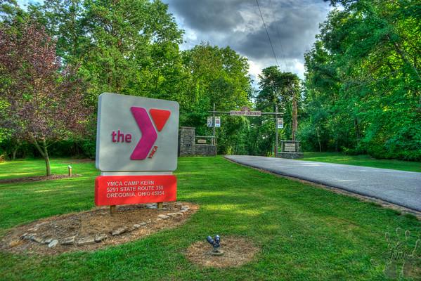 YMCA Camp Kern August 2011
