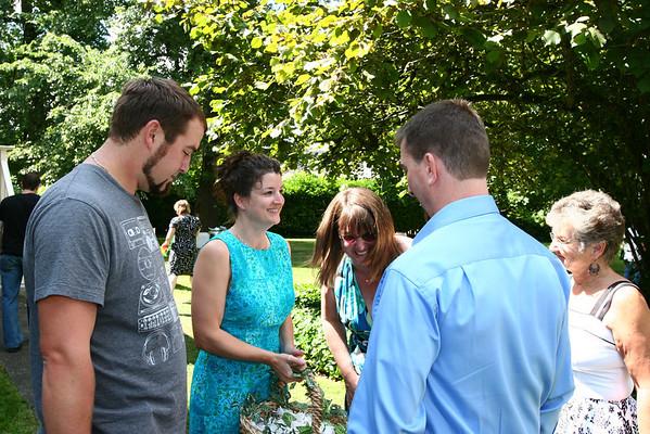 Shaun and Amanda's Wedding