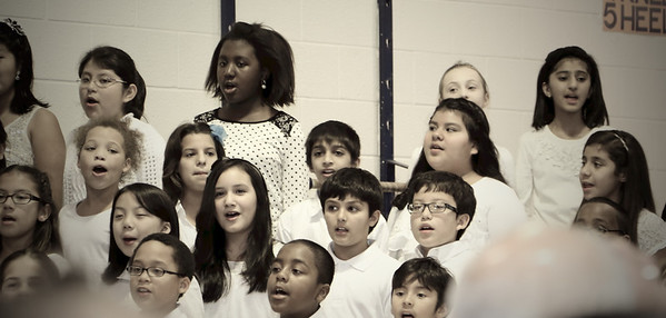 Bull Run ES 5th & 6th grade Chorus