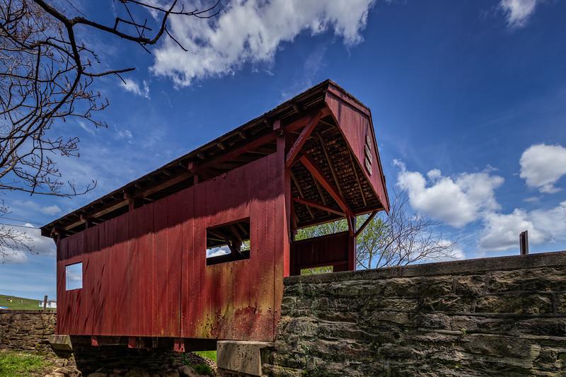 The Wright Bridge
