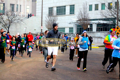 Mashed Potato Mile - 2012 Detroit Turkey Trot