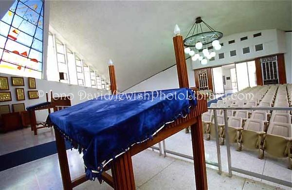COLOMBIA, Barranquilla. Sinagoga Bet El. (2005)
