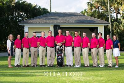 John Webster Golf Academy 2013