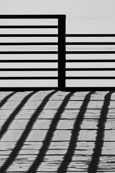 Abstract  of Lines and Shadows