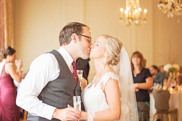 { The Creighton Wedding }