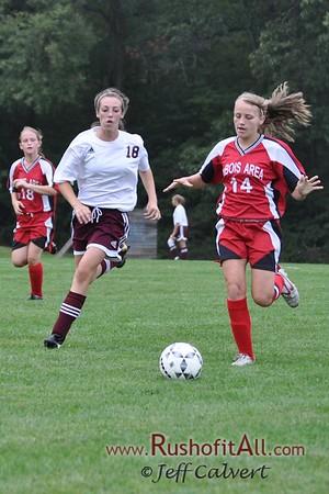 PFMS Soccer v. Dubois 20090922