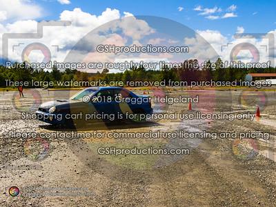 18 Subaru Blue Sedan