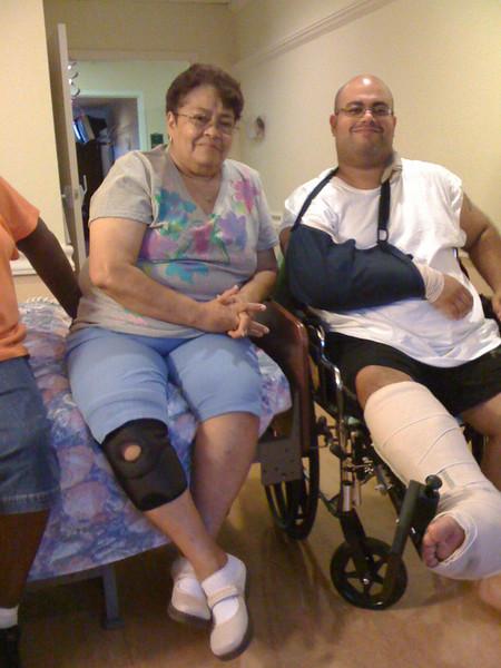 2009 07 09 - Broken Barrios's